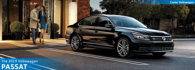 Research the new 2019 Volkswagen Passat Model Features & Details