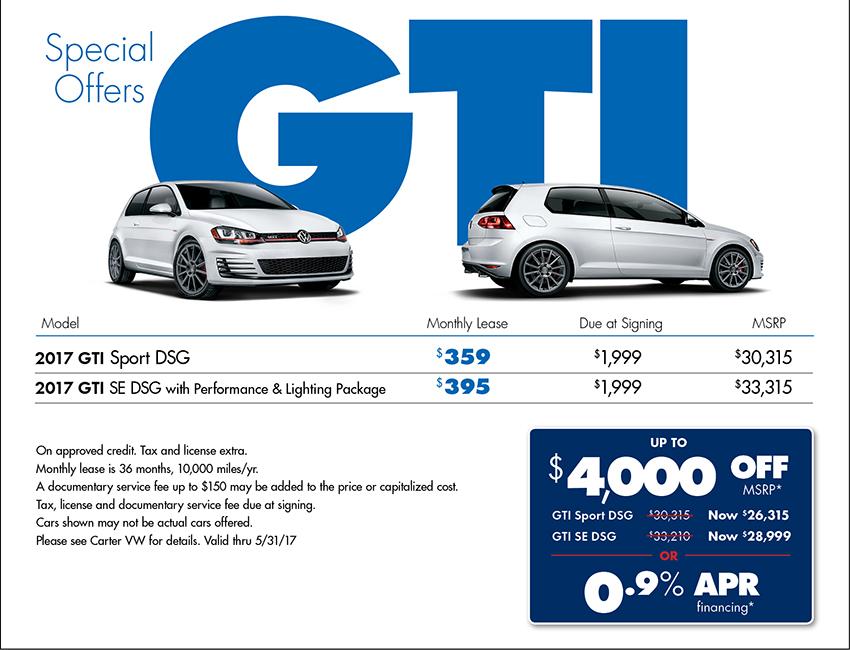 2017 Volkswagen Golf GTI Sport Sales Special in Seattle, WA