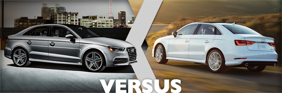 Audi Premium Plus Vs Prestige >> 2016 Audi A3 Premium Plus VS A3 Prestige Model Comparison