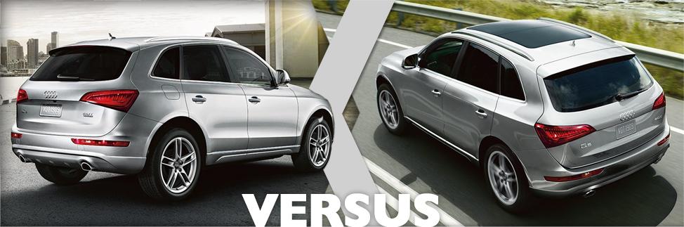 Audi Premium Plus Vs Prestige >> 2016 Audi Q5 Premium Plus VS 2016 Audi Q5 Prestige Model