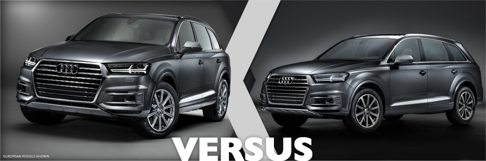 compare 2017 audi q7 premium vs 2017 audi q7 prestige details features continental audi of. Black Bedroom Furniture Sets. Home Design Ideas