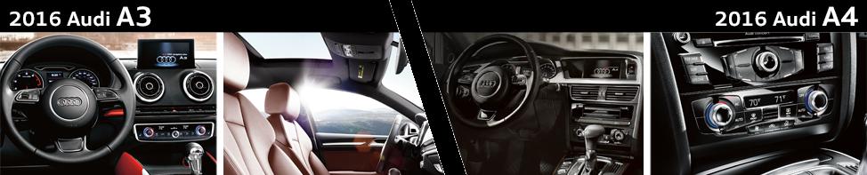 Audi A VS Audi A Model Comparison Naperville IL - Audi a4 comparable cars