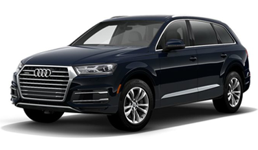 compare 2017 audi q7 premium vs audi q7 premium plus models continental audi of naperville. Black Bedroom Furniture Sets. Home Design Ideas