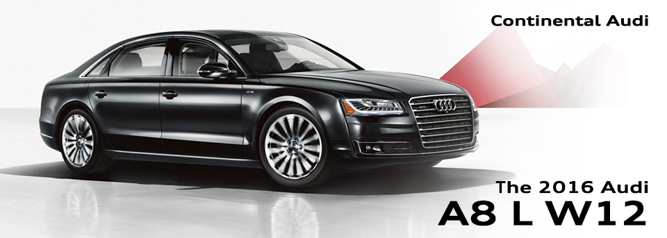2016 audi a8 l w12 model features information chicago. Black Bedroom Furniture Sets. Home Design Ideas
