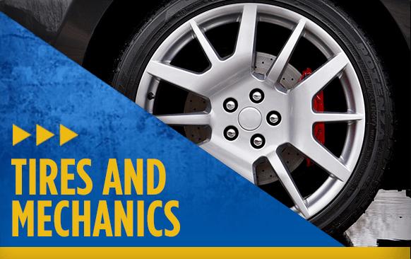Trade In Tires & Mechanics in Pensacola, FL
