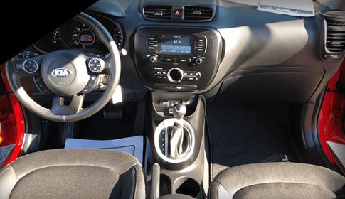 Compact Car Interiors