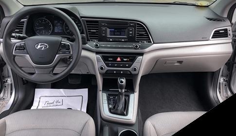 Sedan Car Interiors
