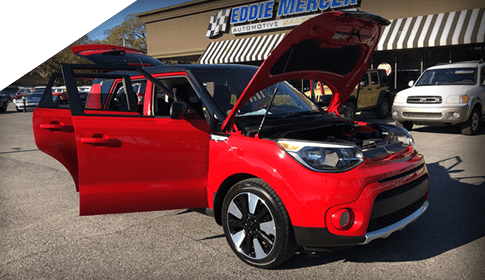 Compact Car Exteriors