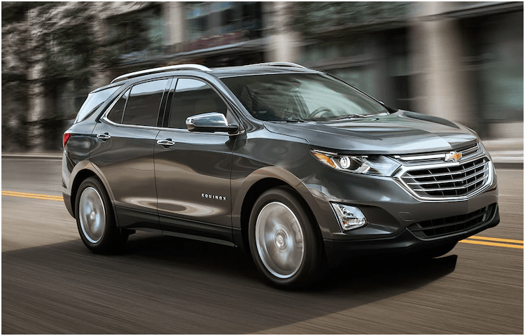 Click to view our Chevrolet Equinox models exterior styling at Eddie Mercer Automotive in Pensacola, FL