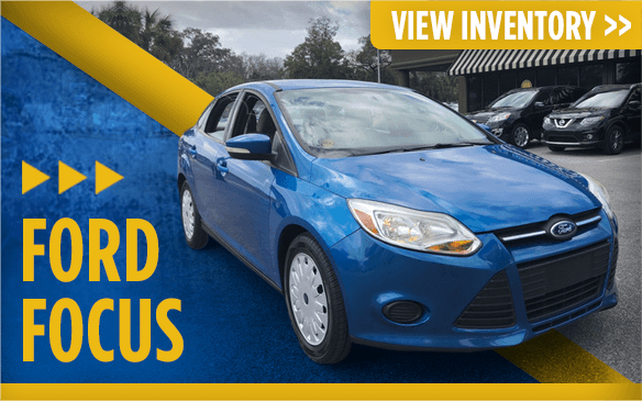 Click to view our Ford Focus models at Eddie Mercer Automotive in Pensacola, FL