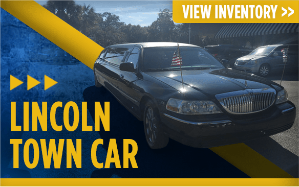 Click to view our Lincoln Town Car models at Eddie Mercer Automotive in Pensacola, FL