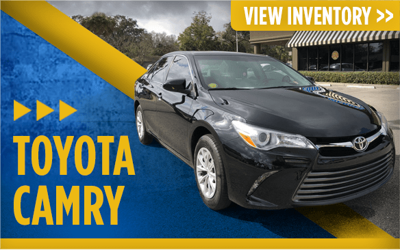 Click to view our Toyota Camry models at Eddie Mercer Automotive in Pensacola, FL