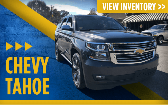 Click to view our Chevrolet Tahoe models at Eddie Mercer Automotive in Pensacola, FL