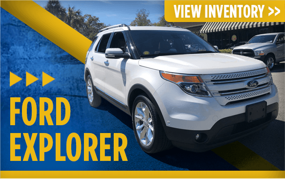 Click to view our Ford Explorer models at Eddie Mercer Automotive in Pensacola, FL