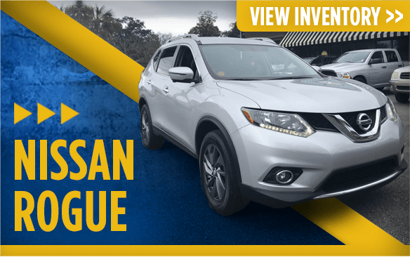 Click to view our Nissan Rogue models at Eddie Mercer Automotive in Pensacola, FL