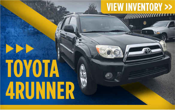 Click to view our Toyota 4Runner models at Eddie Mercer Automotive in Pensacola, FL