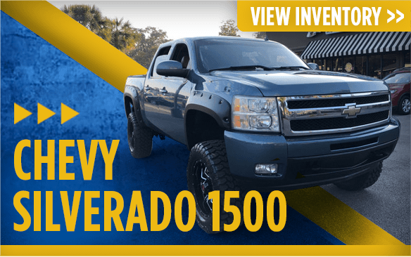 Click to view our Chevy Silverado 1500 models at Eddie Mercer Automotive in Pensacola, FL