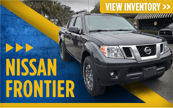 Click to view our Nissan Frontier models at Eddie Mercer Automotive in Pensacola, FL