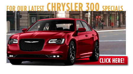 New Chrysler 300 Special Discounts for Purchase & Lease Offers serving Wichita, Dodge City & Emporia, KS