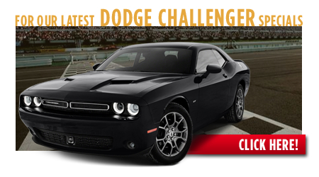 View our current Dodge Challenger Special Offers near Wichita, Kansas