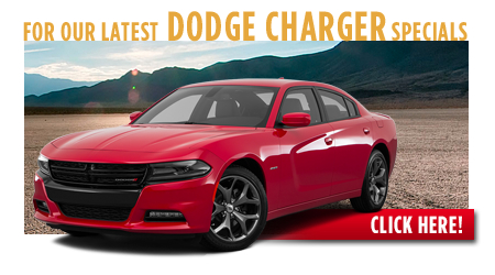 View our current Dodge Charger Special Offers near Wichita, Kansas