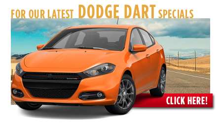 New Dodge Dart Special Discounts for Purchase & Lease Offers serving Wichita, Dodge City & Emporia, KS