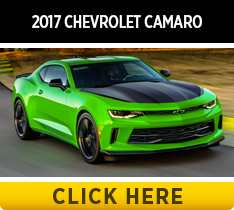 Compare the 2017 Dodge Challenger vs the 2017 Chevrolet Camaro