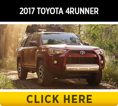 Compare the 2017 Jeep Wrangler vs the 2017 Toyota 4Runner