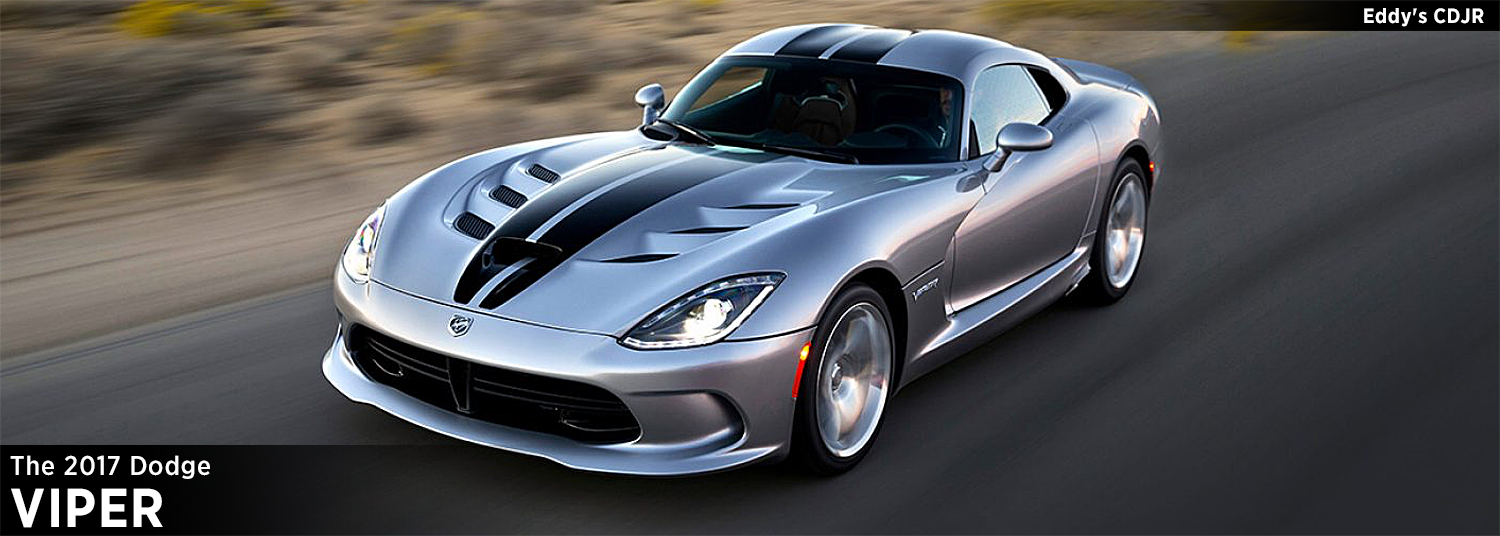 2017 Dodge Viper Features & Details Information | Sports Car ...
