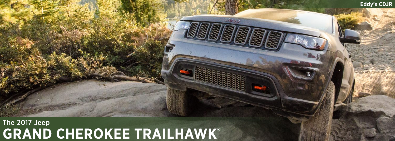 2017 Jeep Grand Cherokee Trailhawk Model Features