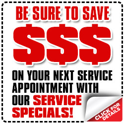 Check out our Monthly Service Specials & Maintenance Discount Coupons serving Wichita, KS