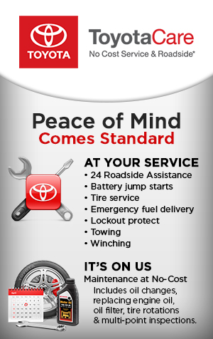 Toyota Care Maintenance Plan Wichita, KS
