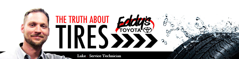 Purchase & Install New Tires on your Toyota Truck, Car, or SUV at Eddy's Toyota in Wichita, Kansas