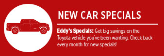 New Toyota Car, Truck & Hybrid Special Offers serving Wichita, Kansas