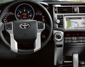 New 2013 Toyota 4Runner SUV Features Information