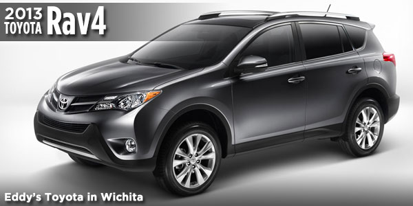 new 2013 toyota rav4 model features wichita suv specifications information. Black Bedroom Furniture Sets. Home Design Ideas