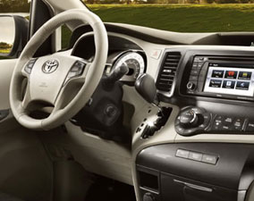 2013 Toyota Sienna Model Details Amp Features Wichita New
