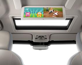 2013 toyota sienna entertainment system