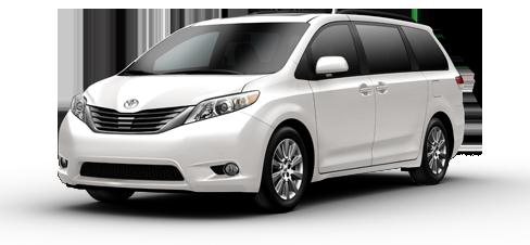 2013 Toyota Sienna Model Details Amp Features Wichita New