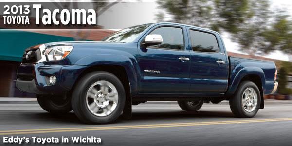 new 2013 toyota tacoma model information wichita truck. Black Bedroom Furniture Sets. Home Design Ideas
