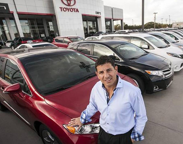 Brandon Steven - Owner of Eddy's Toyota in Wichita, KS