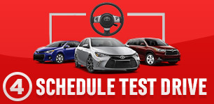 Schedule A Test Drive Express Purchase Buyer's Option Step 4 Serving Wichita, KS