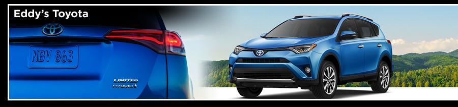 Car Dealerships Wichita Ks >> 2016 Toyota RAV4 Hybrid Model Details | Crossover Research | Wichita, KS