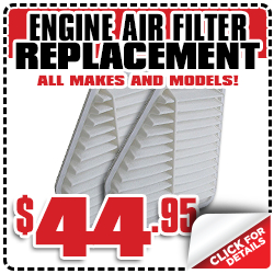 Discount Savings Coupon Toyota Engine Air Filter Special serving Kansas