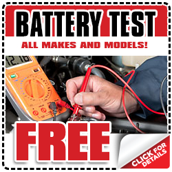 Wichita Toyota Free Battery Test Service Discount Coupon at Eddy's Toyota
