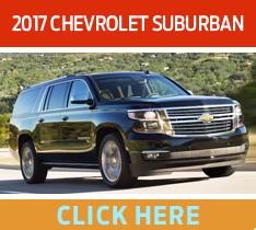 Compare The New 2017 Ford Expedition vs 2017 Chevrolet Suburban in Wichita, KS