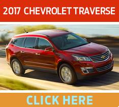 Compare The New 2017 Ford Flex vs 2017 Chevrolet Traverse in Wichita, KS