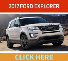 Compare The New 2017 Ford Edge vs 2017 Ford Explorer in Wichita, KS