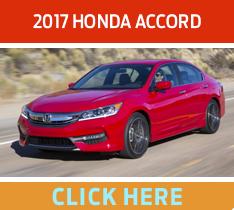 Compare The New 2017 Ford Fusion vs 2017 Honda Accord Sedan in Wichita, KS
