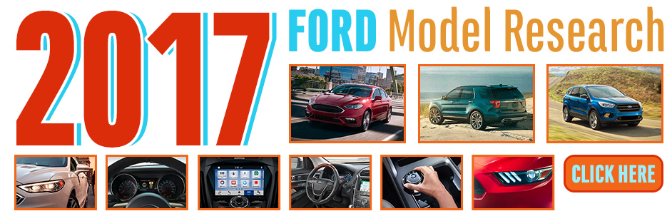 Click here to research our 2017 Ford models courtesy of Eddy's Ford of Augusta, KS